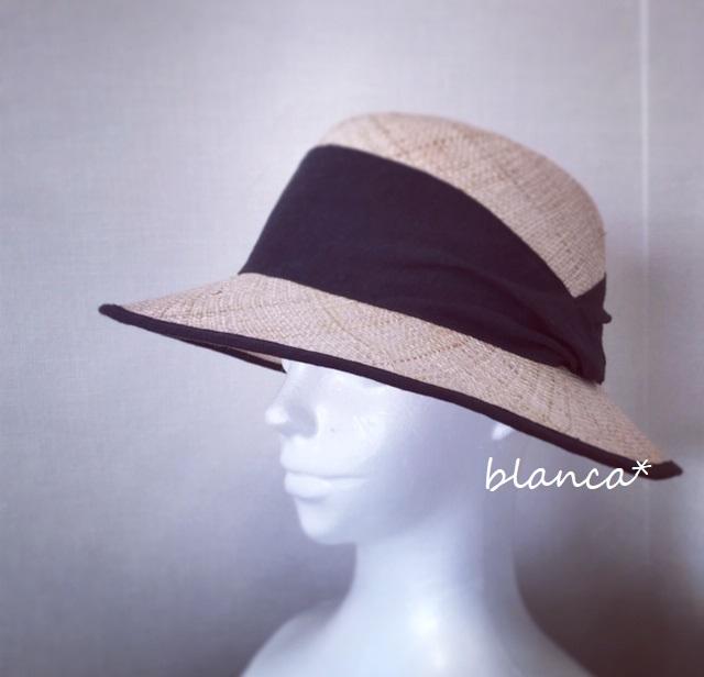 帽子を作りました。_a0213793_08384522.jpg