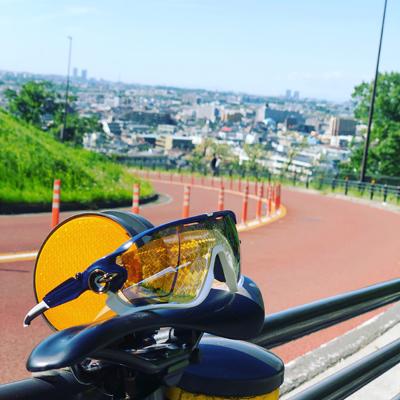 金栄堂サポート:日本大学自転車競技部・三澤優樹選手 FACT×ICRX NXTレンズインプレッション!_c0003493_15233745.jpg
