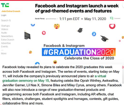 米国ではバーチャル卒業式がトレンド、西NYでは高校3年生をバーチャル養子に?!_b0007805_23255063.jpg
