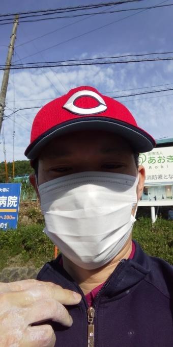 本日もアベノマスクよりコストコのマスクで介護現場に出勤です!_e0094315_08242763.jpg