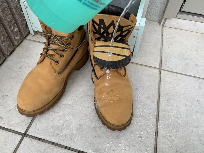 おうちで靴磨き「下駄箱コレクション」で起毛素材のお手入れ_b0226322_12520353.jpg