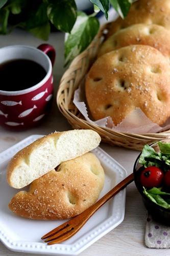 【レシピ】太白ごま油でフォカッチャ(工程写真多め)_a0165538_09493359.jpg