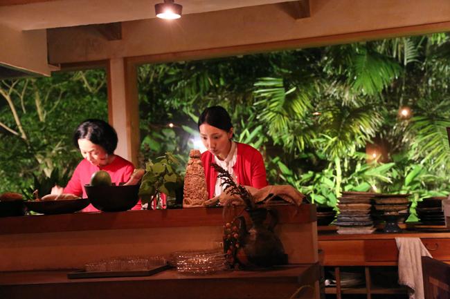 あの日に帰りたい 2019.12.24夜 胃袋で麻子さんと萌美さんコラボクリスマスディナー_b0049152_19393567.jpg