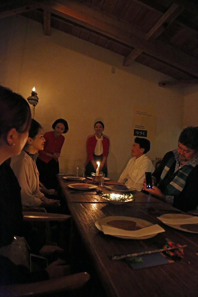 あの日に帰りたい 2019.12.24夜 胃袋で麻子さんと萌美さんコラボクリスマスディナー_b0049152_19393578.jpg