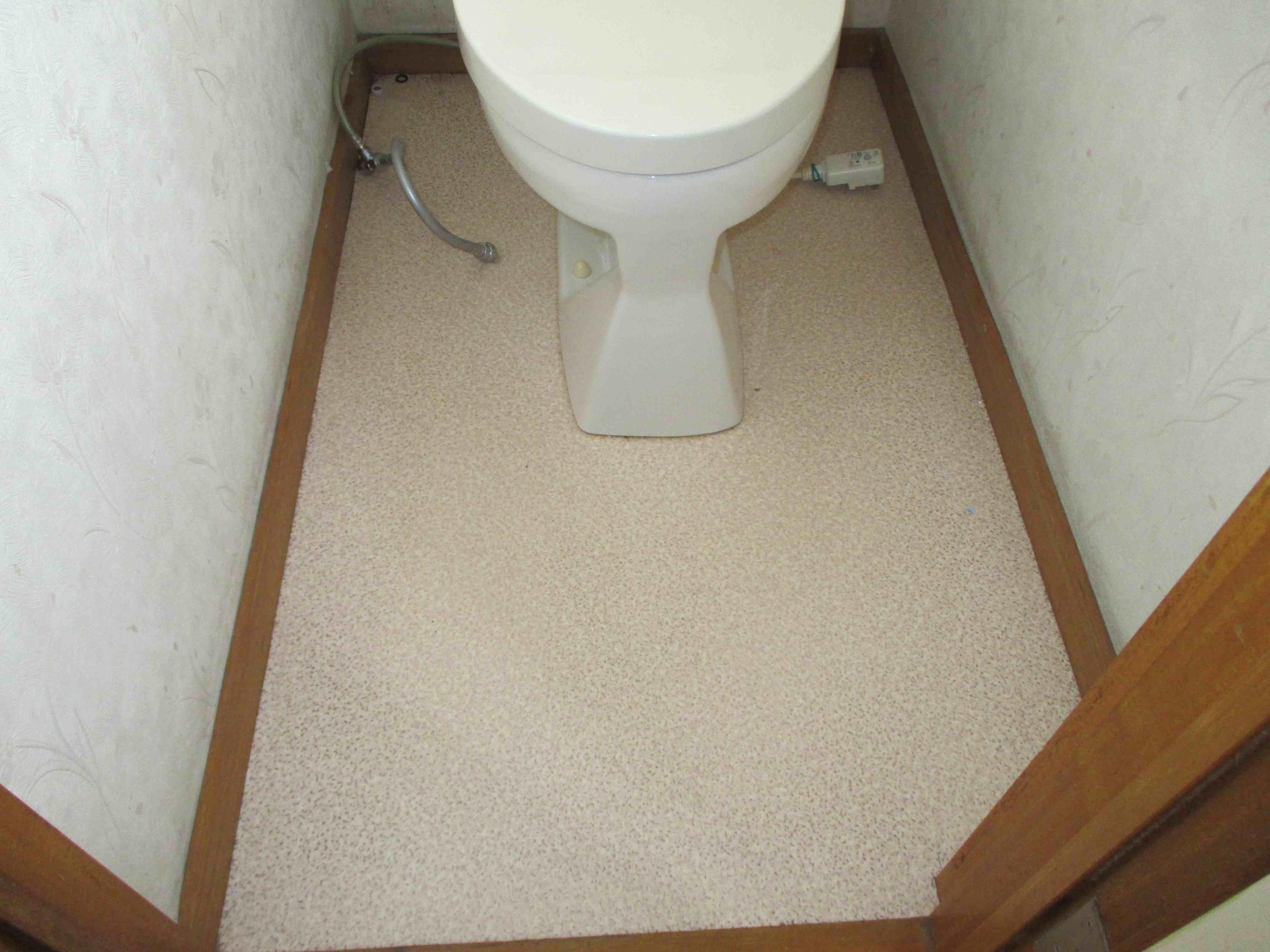 モリスの壁紙でトイレの『1DAY(ワンデイ)』リフォーム  ウィリアムモリス正規販売店のブライト_c0157866_17322002.jpg