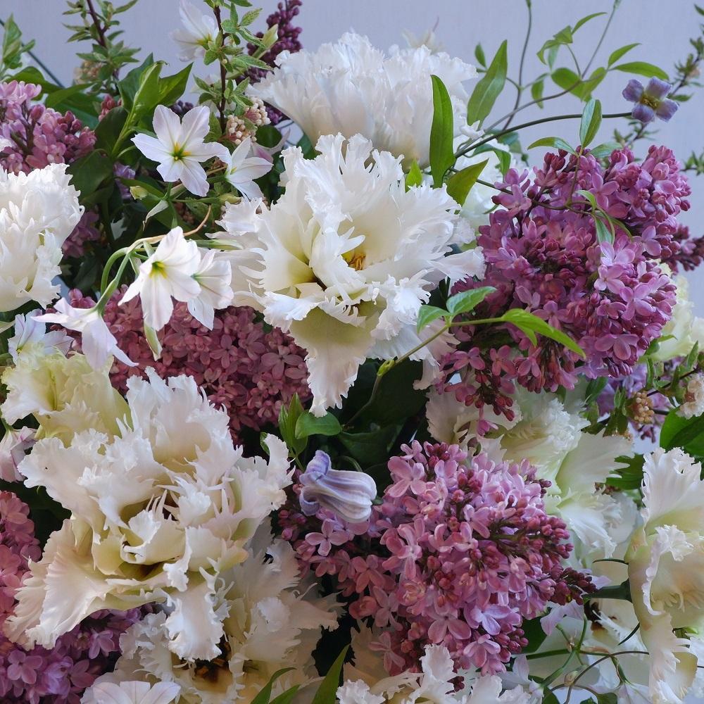 オークリーフ(お悔やみの花)_f0049672_21360378.jpg