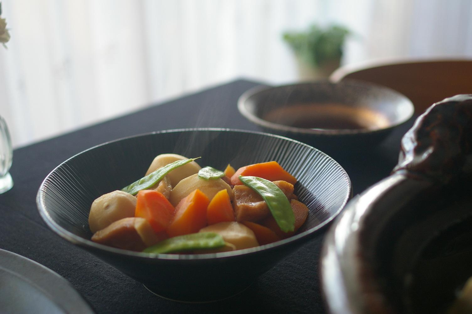 今日の豚カツ弁当と鮭のみりん漬け_d0327373_11514890.jpg