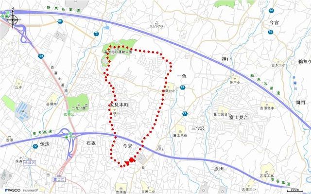 刈り取り間近の茶畑を行く  こどもの日に歩いた朝の散歩「総合運動公園コース」_f0141310_07372969.jpg