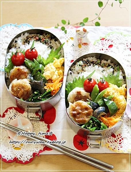 筍入り焼き焼売弁当と焼売の簡単な包み方♪_f0348032_17103181.jpg