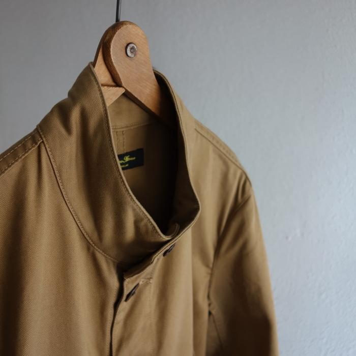7月の製作 / all in one 1919 / chino cloth_e0130546_16340587.jpg