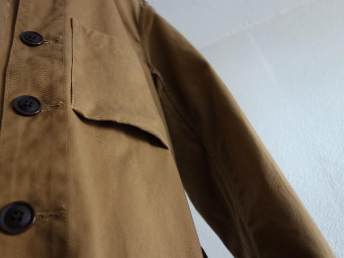 7月の製作 / all in one 1919 / chino cloth_e0130546_16354895.jpg