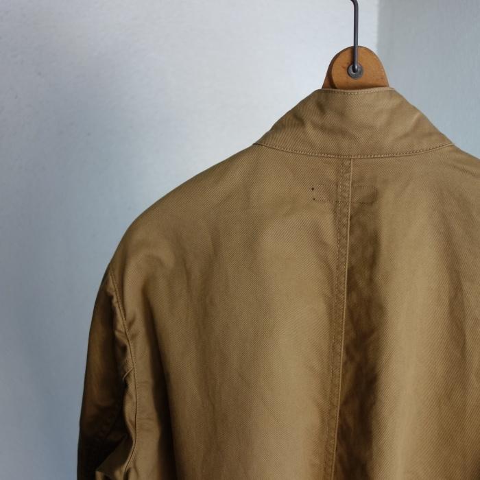 7月の製作 / all in one 1919 / chino cloth_e0130546_16372337.jpg