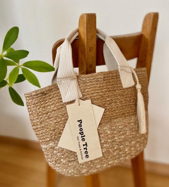 summer bag&flower    次男夫婦からも♪_a0165160_07062114.jpg