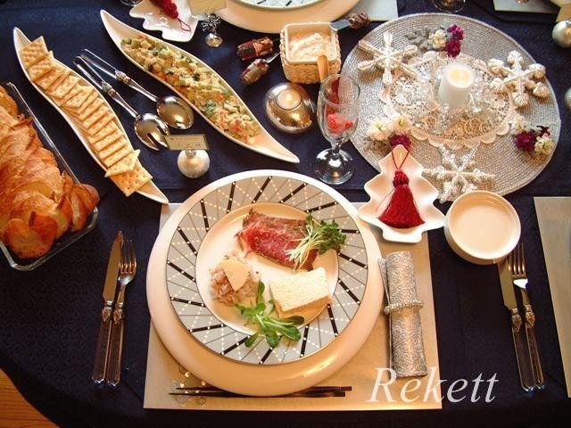 お客様と一緒にクリスマスパーティー_f0029571_20292164.jpg