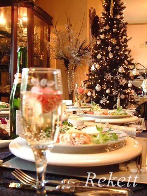 お客様と一緒にクリスマスパーティー_f0029571_20461286.jpg