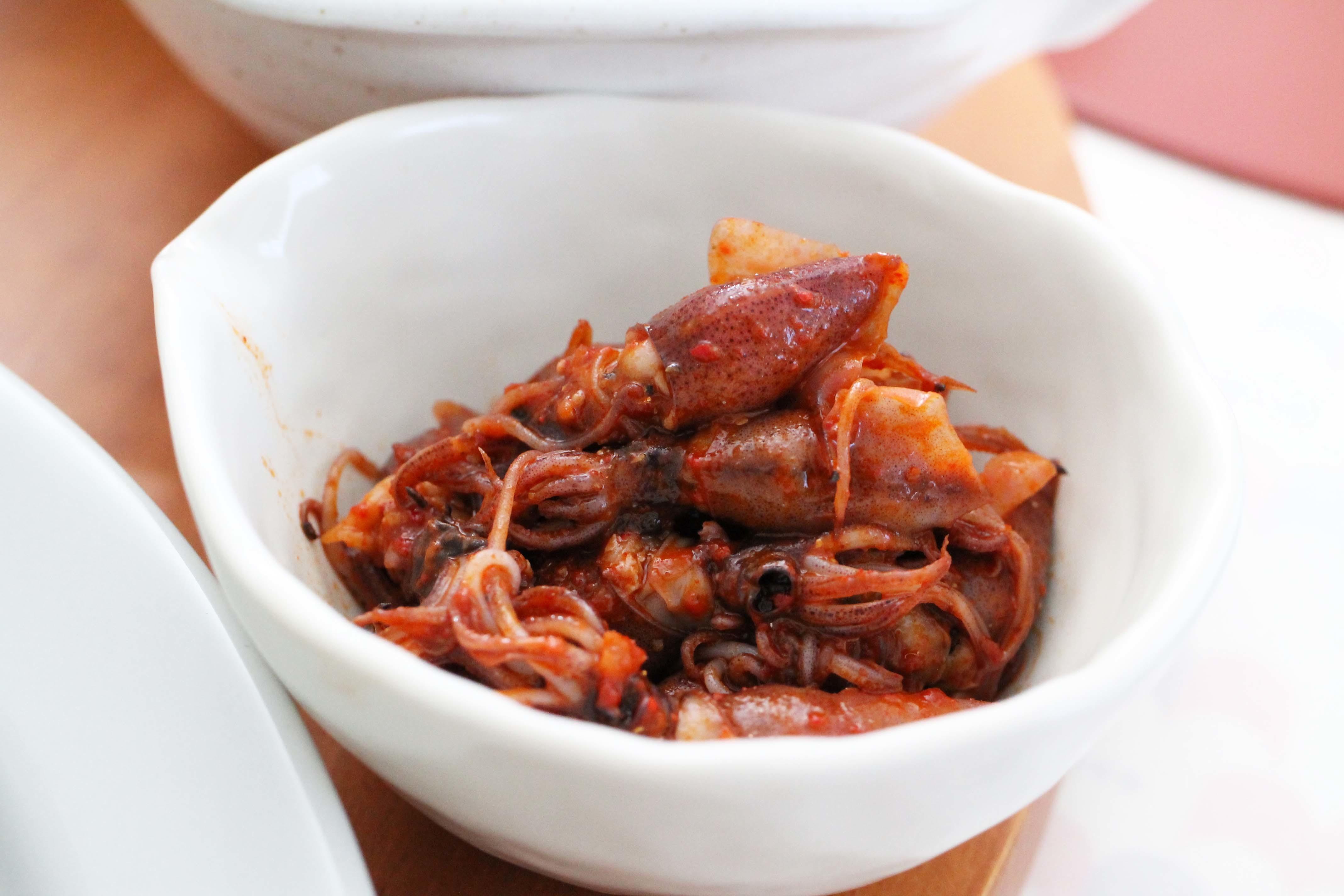 赤い食卓「韓国ごはん」_d0377645_23160490.jpg