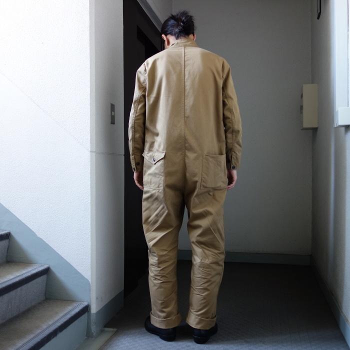 7月の製作 / all in one 1919 / chino cloth_e0130546_13565927.jpg