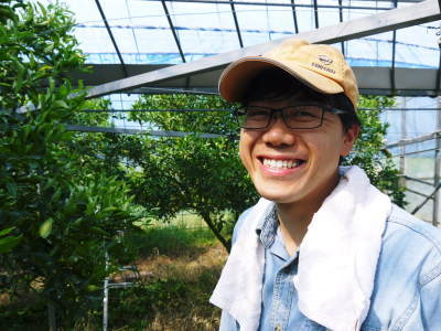 究極の柑橘「せとか」今年も完売御礼!そして次のせとかの栽培はすでに始まっています!花と花芽剪定の様子_a0254656_18451998.jpg