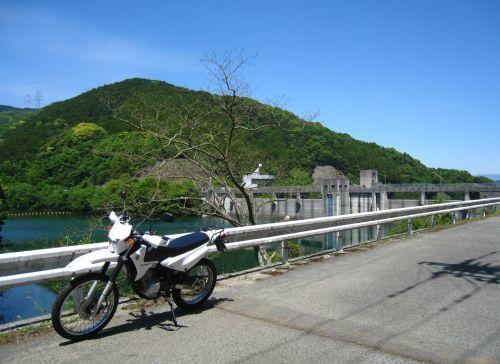犬鳴ダムにて_b0170184_19124070.jpg
