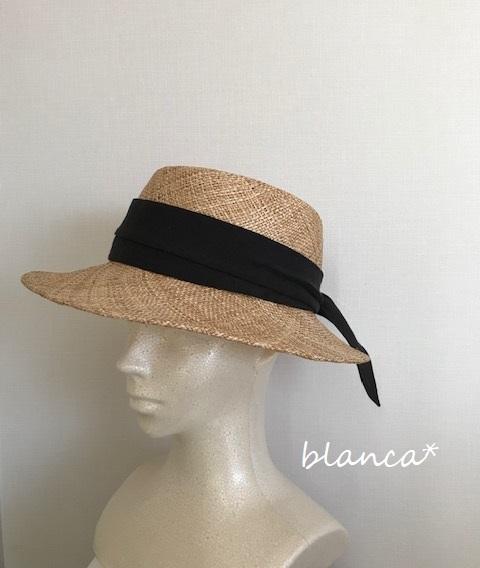 夏の帽子_a0213793_10391748.jpg