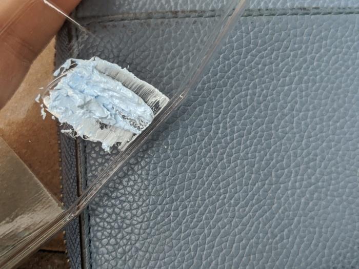 【おうちで磨く】気になる革財布の補色_b0226322_13445379.jpg