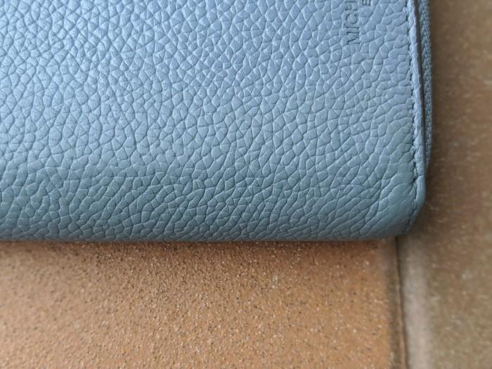 【おうちで磨く】気になる革財布の補色_b0226322_14084442.jpg