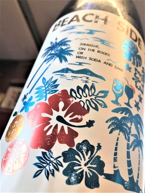 【日本酒】秀鳳⭐夏編『BEACH🏄SIDE🌴』純米吟醸原酒 出羽燦々✨55磨き 特別限定蔵出し 令和1BY🆕_e0173738_11471038.jpg