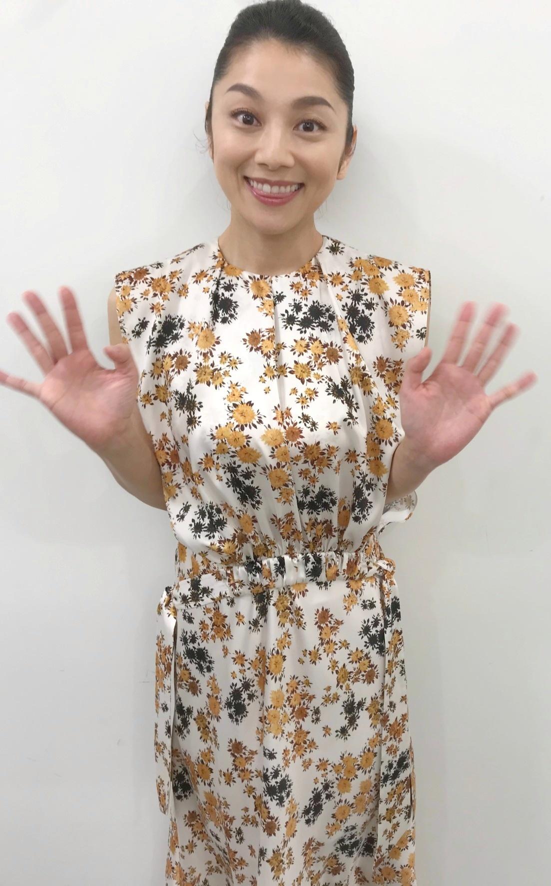 小池栄子姫とのお仕事は楽しいー♪_d0339889_18351537.jpg