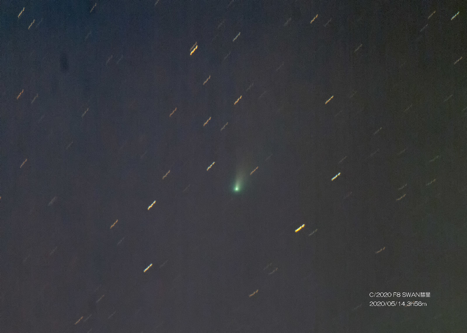 5月14日早朝のスワン彗星 とほほ報告?_e0174091_12022910.jpg