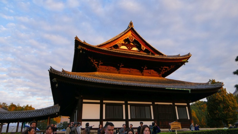 国内出張2019年11月-第一日目ー東福寺_c0153302_18463357.jpg