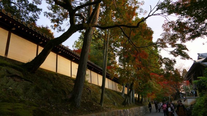 国内出張2019年11月-第一日目ー東福寺_c0153302_18531474.jpg