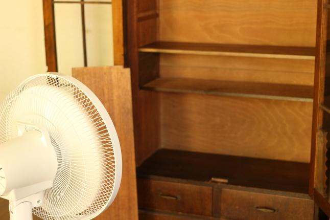 梅雨入り前のお掃除スタート、まずはお気に入りの食器棚から_f0354014_17521140.jpg