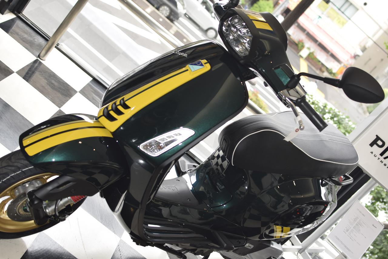 Vespa SPRINT RacingSixties ベスパ スプリント レーシングシックスティーズ 入荷♪_d0099181_15074249.jpg