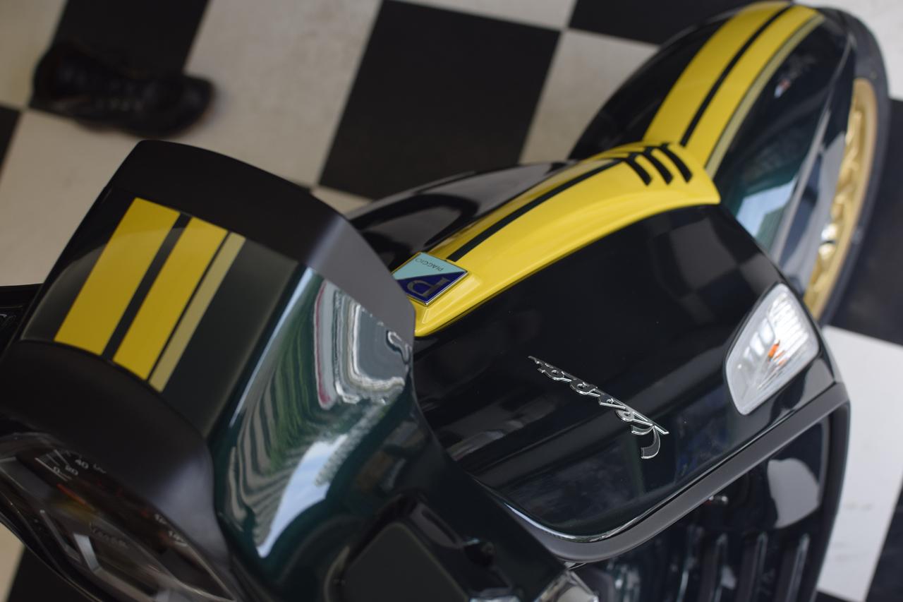 Vespa SPRINT RacingSixties ベスパ スプリント レーシングシックスティーズ 入荷♪_d0099181_15305974.jpg