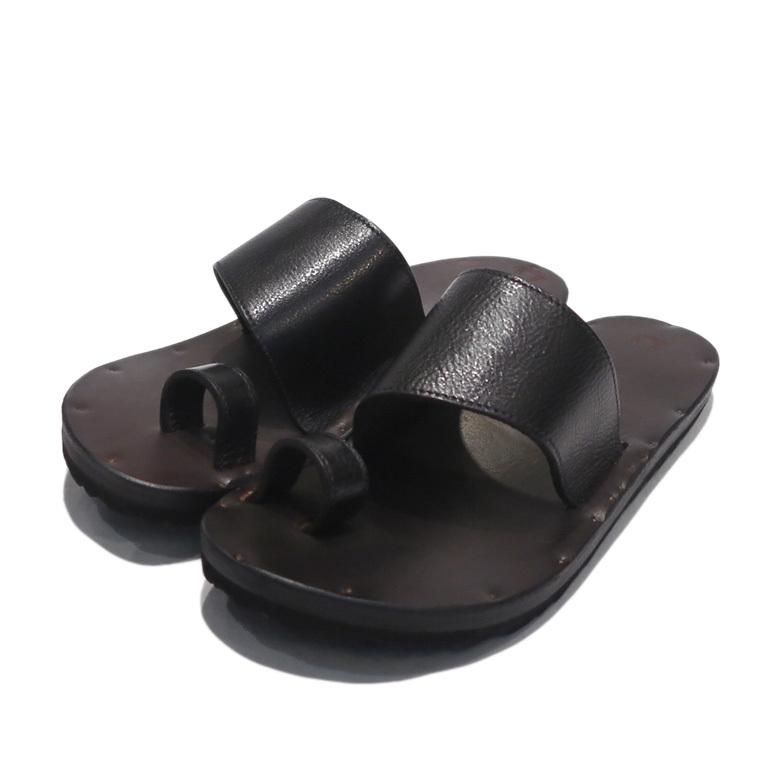 "JUTTA NEUMANN \""ALICE\"" Leather Sandal_d0187983_19020310.jpg"