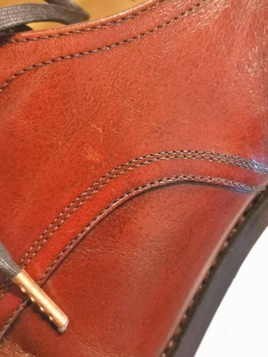 靴のディティール、ここが靴好きのツボ!『ステッチ』+『馬の革』_f0283816_10335920.jpg