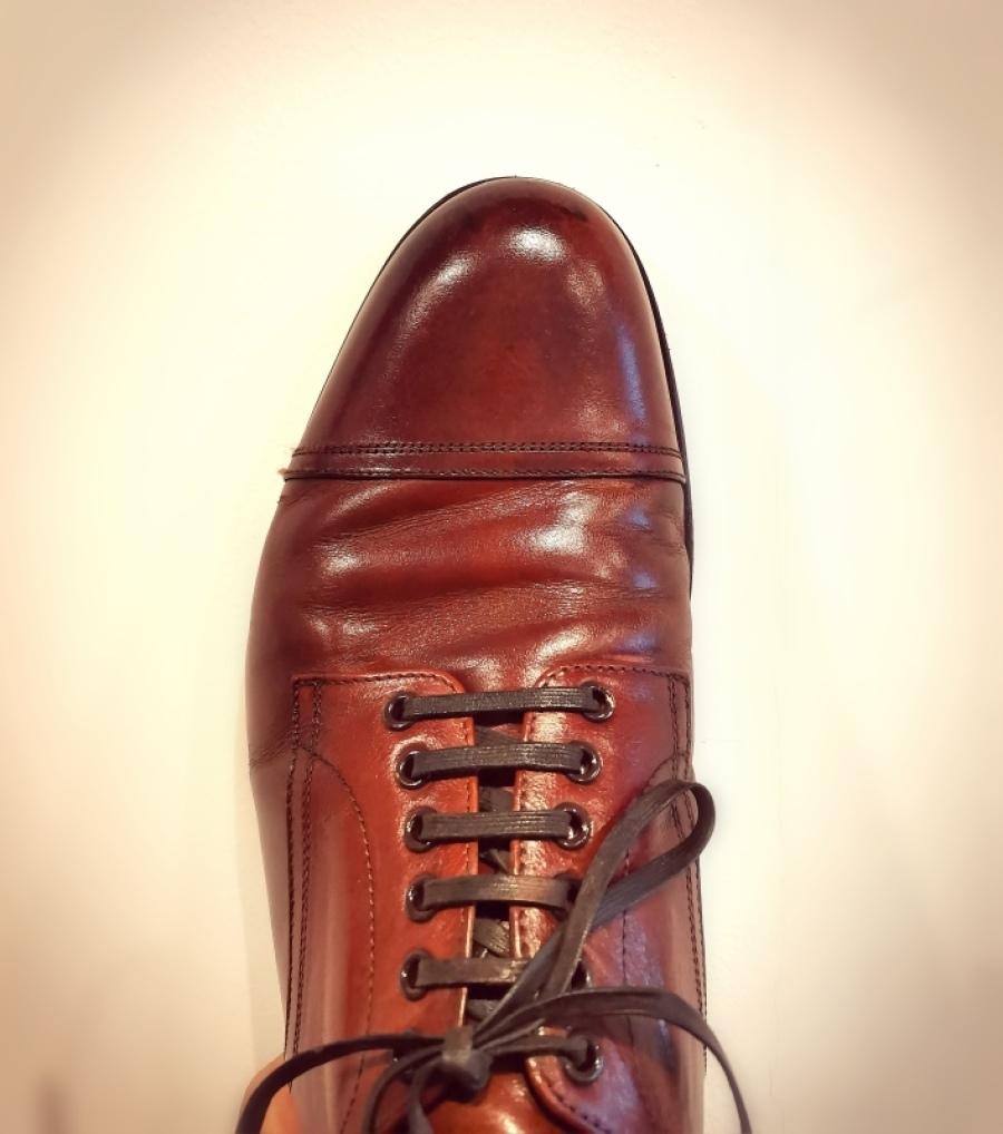 靴のディティール、ここが靴好きのツボ!『ステッチ』+『馬の革』_f0283816_10340084.jpg