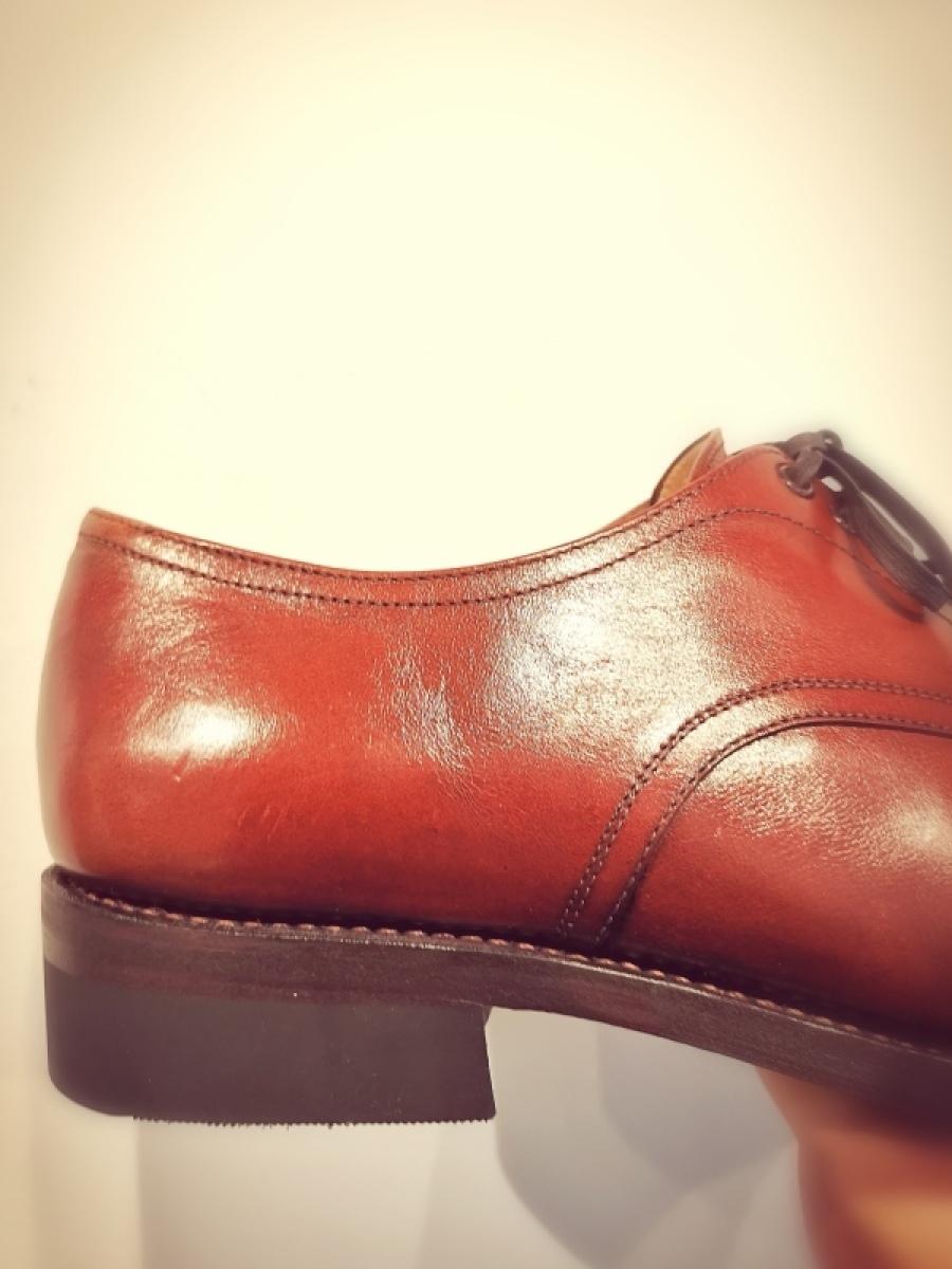 靴のディティール、ここが靴好きのツボ!『ステッチ』+『馬の革』_f0283816_10340194.jpg