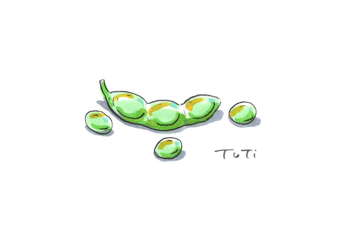 TUTi 枝豆_d0386342_19015287.jpg