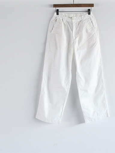 BRENA COQ PANTS - COTTON & LINEN WASHER KERSEY_b0139281_12190845.jpg