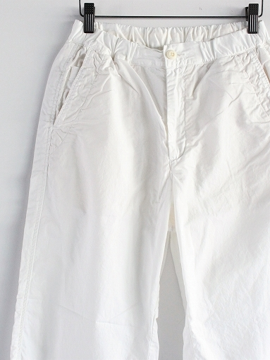 BRENA COQ PANTS - COTTON & LINEN WASHER KERSEY_b0139281_12190873.jpg