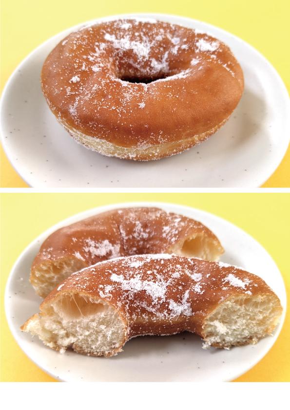 【袋ドーナツ】神戸屋「ミニドーナツ」【もさもさ】_d0272182_16555452.jpg