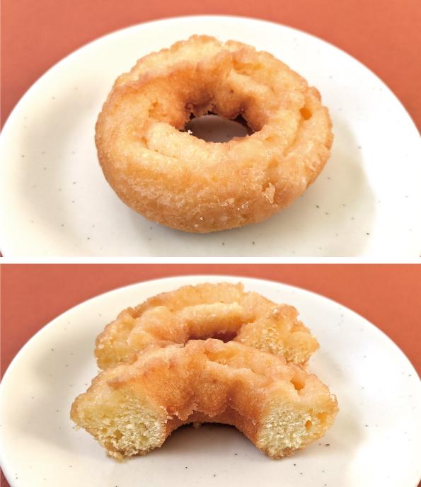 【袋ドーナツ】山崎製パン「ケーキドーナツ(4)」【ねっとり】_d0272182_16555578.jpg