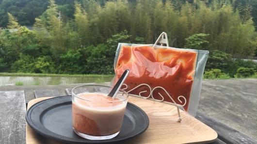 夏の定番スープ、濃縮パック販売開始♪_d0263607_15064668.jpg