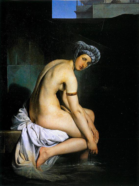■「日用品ではないキス」の画家フランチェスコ・アイエツ、それに週替わりの夕暮れ[5/17]_d0190217_10192529.jpg
