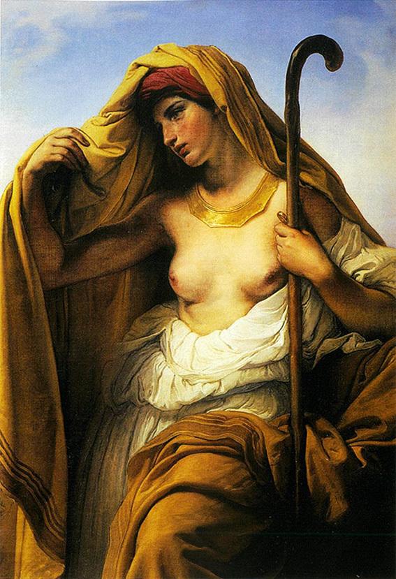 ■「日用品ではないキス」の画家フランチェスコ・アイエツ、それに週替わりの夕暮れ[5/17]_d0190217_10203564.jpg