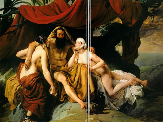 ■「日用品ではないキス」の画家フランチェスコ・アイエツ、それに週替わりの夕暮れ[5/17]_d0190217_10212942.jpg