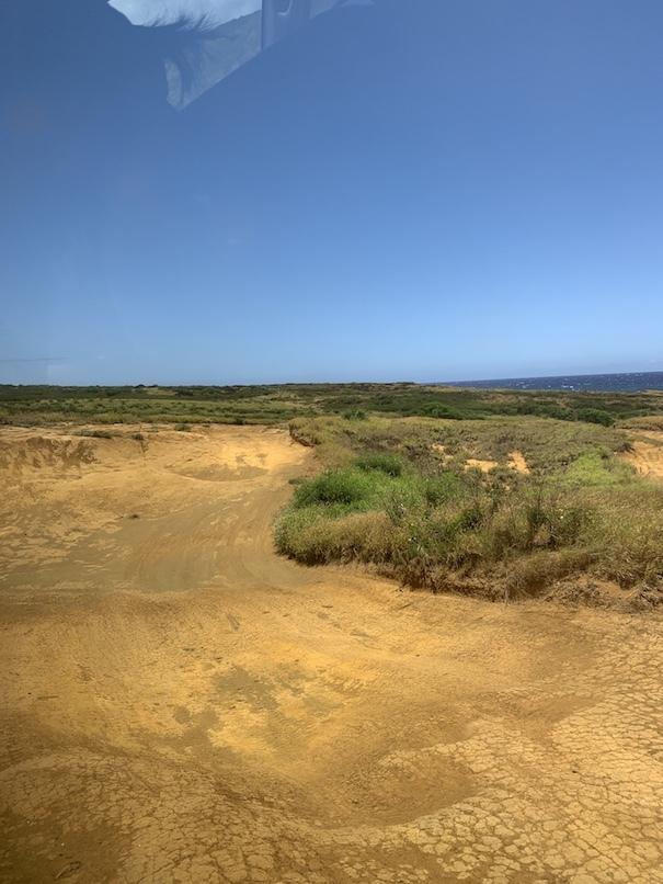 アメリカ最南端のサウスポイント&グリーンサンドビーチへ_c0187025_09413023.jpg
