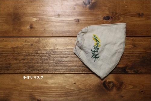手作りマスクと初めての刺繍_e0343145_15425928.jpg