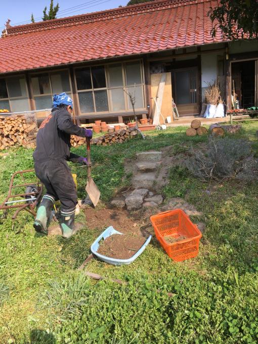 古い石垣が好きなんです。_f0182246_14490338.jpg